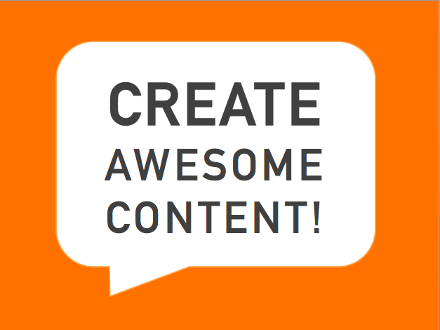 How To Create Great Content