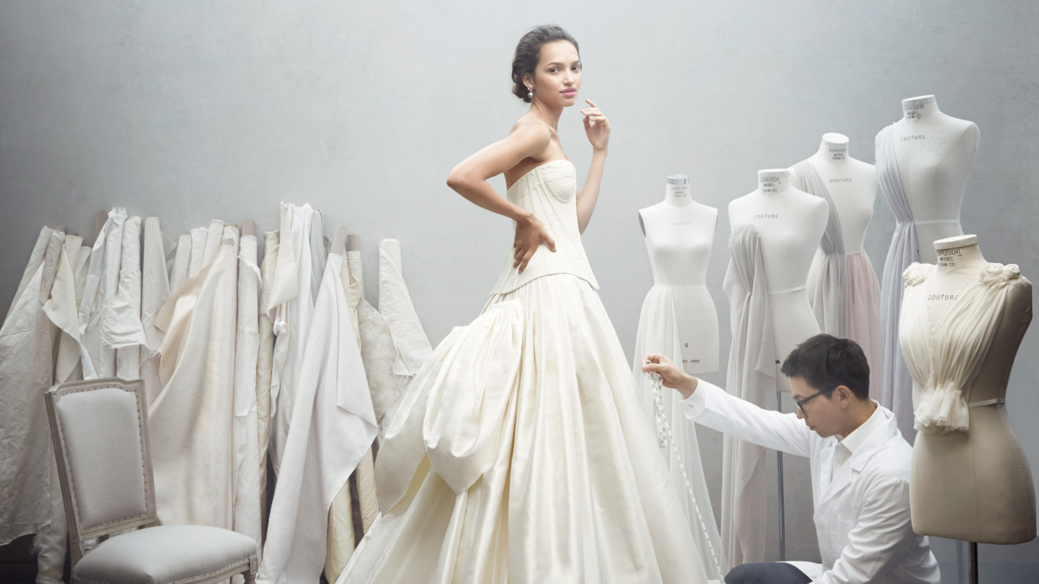 All You Need Is A Wisely Chosen Wedding Wear and Not the Perfection of Figure