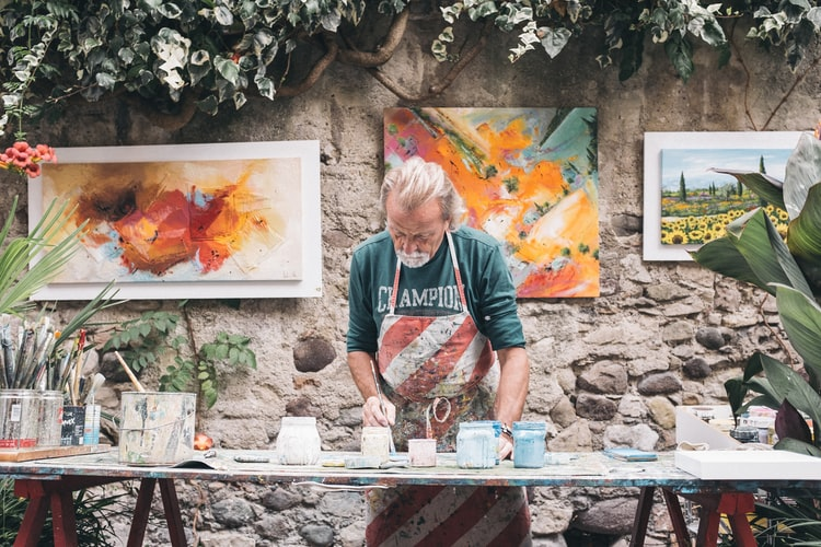 Cracking The Creative Code – 6 Marketing Tips For Artists To Boost Their Public Profile